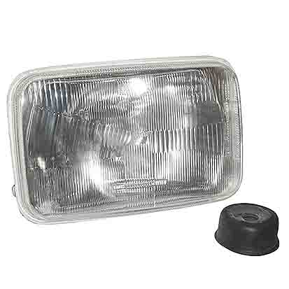 VOLVO HEAD LAMP , L ARC-EXP.100788 8144285