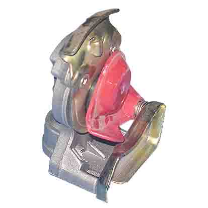 VOLVO PALM COUPLING-RED ARC-EXP.101783