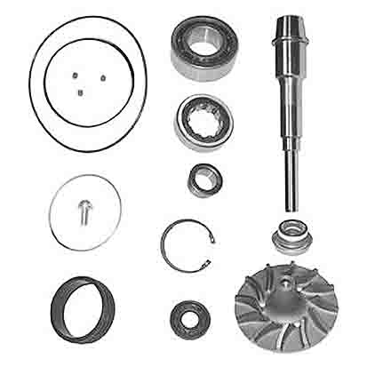 VOLVO WATER PUMP REP KIT ARC-EXP.101862 276637
