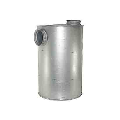 VOLVO SILENCER ARC-EXP.102649 1676496