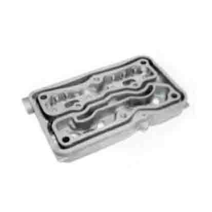 VOLVO COMPRESSOR CYLINDER HEAD LOWER ARC-EXP.102710