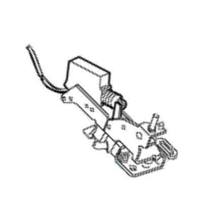 VOLVO DOOR LOCK ,L ARC-EXP.102841 20588325