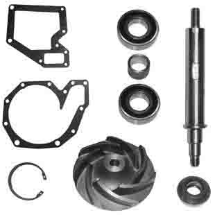 DAF WATER PUMP REP.KIT ARC-EXP.200318 FOR682260