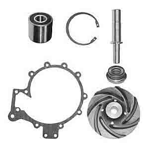 DAF WATER PUMP REPAIR KIT ARC-EXP.200625