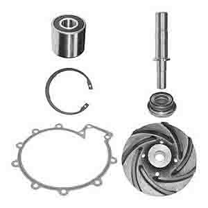 DAF WATER PUMP REPAIR KIT ARC-EXP.200630