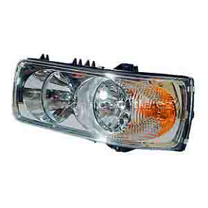 DAF HEAD LAMP, R ARC-EXP.201134 1743681