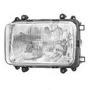 DAF HEAD LAMP, L ARC-EXP.201139 1293368 1227608 1283231
