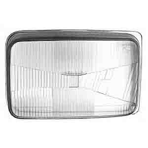 DAF HEAD LAMP LENS, L ARC-EXP.201141 1258785