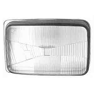 DAF HEAD LAMP LENS, R ARC-EXP.201142 1258786