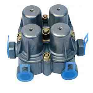 MERCEDES FOUR CIRCUIT PROTECTION VALVE ARC-EXP.300230 0014313006