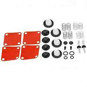 MERCEDES FOUR CIRCUIT PROTECTION VALVE REP. KIT. ARC-EXP.300247 0025862843