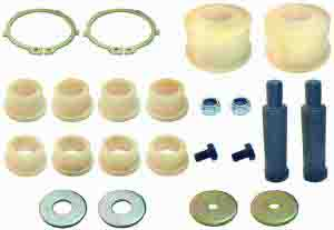 MERCEDES REPAIR KIT FOR STABILIZER FRONT ARC-EXP.300587 6253200611