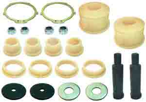 MERCEDES REPAIR KIT FOR STABILIZER FRONT ARC-EXP.300588 6473200028