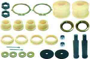 MERCEDES REPAIR KIT FOR STABILIZER FRONT ARC-EXP.300590 6205860032