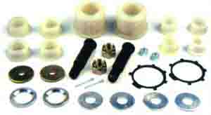 MERCEDES REPAIR KIT FOR STABILIZER FRONT ARC-EXP.300596 3893200128