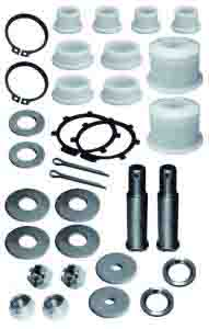 MERCEDES REPAIR KIT FOR STABILIZER FRONT ARC-EXP.300597 3933200328