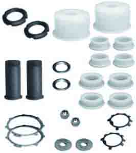 MERCEDES REPAIR KIT FOR STABILIZER REAR ARC-EXP.300610 6173200228