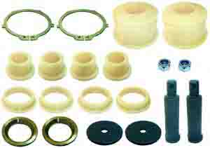 MERCEDES REPAIR KIT FOR STABILIZER REAR ARC-EXP.300611 6205860132