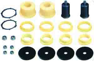 MERCEDES REPAIR KIT FOR STABILIZER REAR ARC-EXP.300613 6253200111