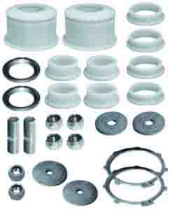 MERCEDES REPAIR KIT FOR STABILIZER REAR ARC-EXP.300614 6253200511