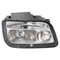 MERCEDES HEAD LAMP R ARC-EXP.300827 9438200461