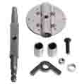 MERCEDES EXHAUST REP. KIT. With BRAKE ARC-EXP.301131 3661401163