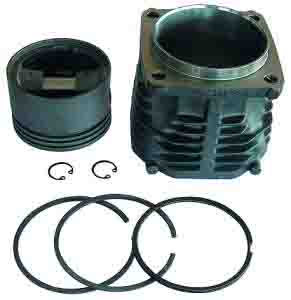 MERCEDES COMPRESSOR PISTON&LINER&RING ARC-EXP.301151 4421300008