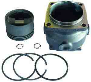 MERCEDES COMPRESSOR PISTON&LINER&RING ARC-EXP.301152 4021300608