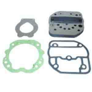 MERCEDES COMPRESSOR PLATE & GASKET ARC-EXP.301162 0001307620 0001305620 4271300120