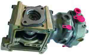 MERCEDES AIR COMPRESSOR ARC-EXP.301167 4471301815