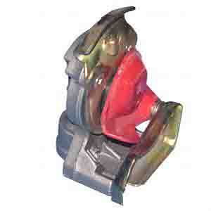 MERCEDES PALM COUPLING-RED ARC-EXP.301278 0004297930