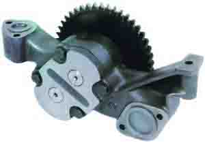 MERCEDES OIL PUMP 43