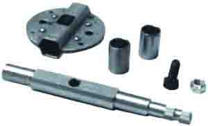 MERCEDES EXHAUST REP. KIT. With BRAKE ARC-EXP.301395 4411400063