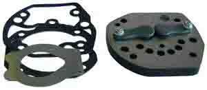 MERCEDES COMPRESSOR PLATE & GASKET ARC-EXP.301469 4421300720