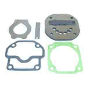 MERCEDES COMPRESSOR PLATE & GASKET ARC-EXP.301471 0001302420