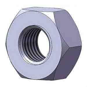 MERCEDES HEX.NUT ARC-EXP.301518 000934010000