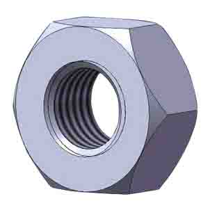 MERCEDES HEX.NUT ARC-EXP.301522 000934012004
