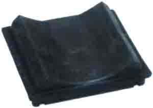MERCEDES RUBBER MOUNTING ARC-EXP.301562 6743250344
