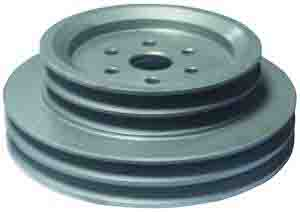 MERCEDES BELT PULLEY 198 X 28 mm 4 GROOVE ARC-EXP.302085 3662000205 3662020310 3762001105