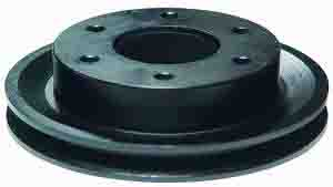 MERCEDES BELT PULLEY 170 X 56 mm 1 GROOVE ARC-EXP.302090 4032020910