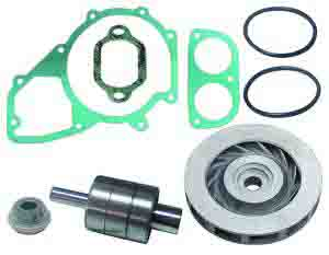 MERCEDES REPAIR KIT FOR WATER PUMP ARC-EXP.302100 4412000104