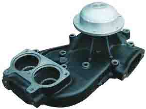 MERCEDES WATER PUMP ARC-EXP.302134 5422002201