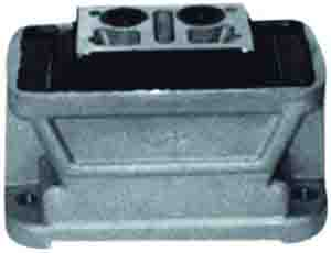 ENGINE MOUNTING, REAR ARC-EXP.302140 3012401118 3012401418 3012401518 3012401618 6172400018 6172400118 6172400218 6172400318 6172400418 6172400518 3872400218 3872400418 3572400118 6452400218