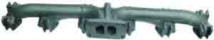 MERCEDES EXHAUST MANIFOLD EURO 3 ARC-EXP.302693 4571420601