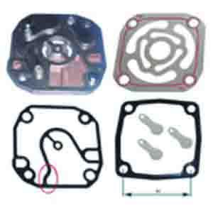 MERCEDES COMPRESSOR  PLATE & GASKET ARC-EXP.302838 5411300620