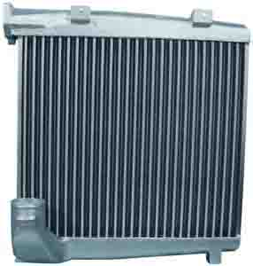 MERCEDES RADIATOR FOR INTERCOOLER ARC-EXP.303262 0005000103