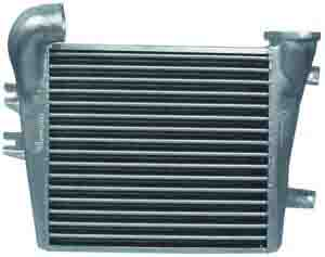 MERCEDES RADIATOR FOR INTERCOOLER ARC-EXP.303263 3715017501