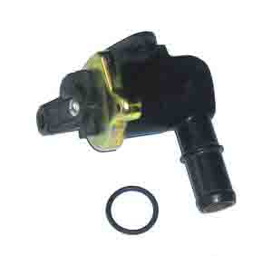 MERCEDES CENTRAL HEATING VALVE-Plastic OLD ARC-EXP.303363 0008301384