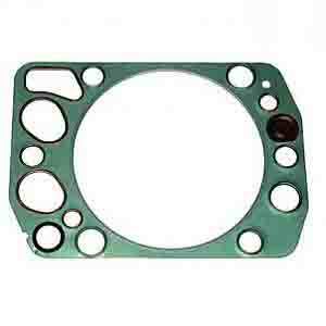 MERCEDES CYLINDER COVER GASKET-125mm ARC-EXP.303511 4220160620
