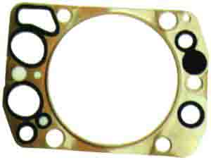 MERCEDES CYLINDER COVER GASKET-128mm ARC-EXP.303512 4420160020